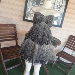 NWT Express Mini Dress Size 4